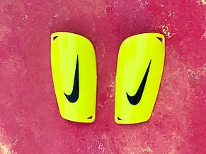 Щитки для футбола Nike Mercurial салатовые 1097, фото 2