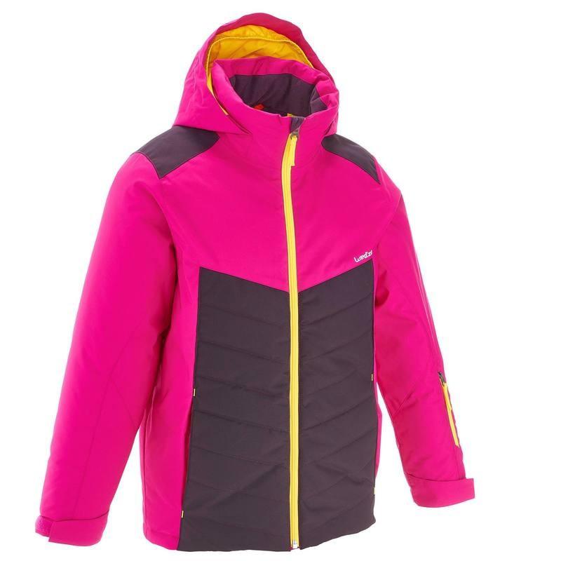 Куртка горнолыжная детская Wedze 300