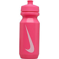 Спортивна пляшка для води Nike Big Mouth 650 мл рожева, фото 1
