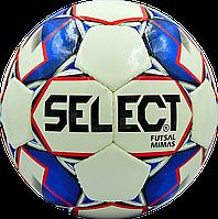 Футзальный мяч Select Futsal MIMAS ST-8148 белый/синий, фото 1