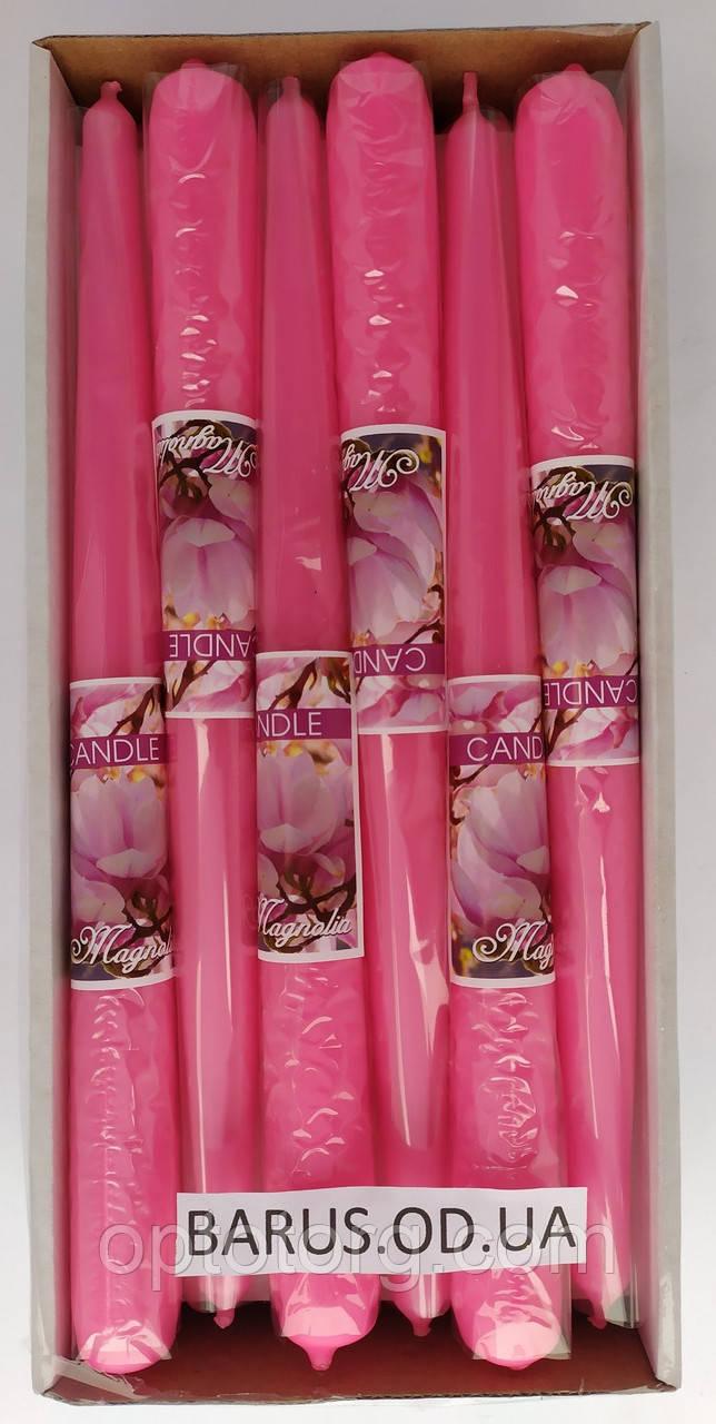 Свечи декоративные BARTEK ароматизированные Магнолия
