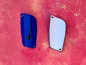 Щитки для футболаNike синие1098, фото 2