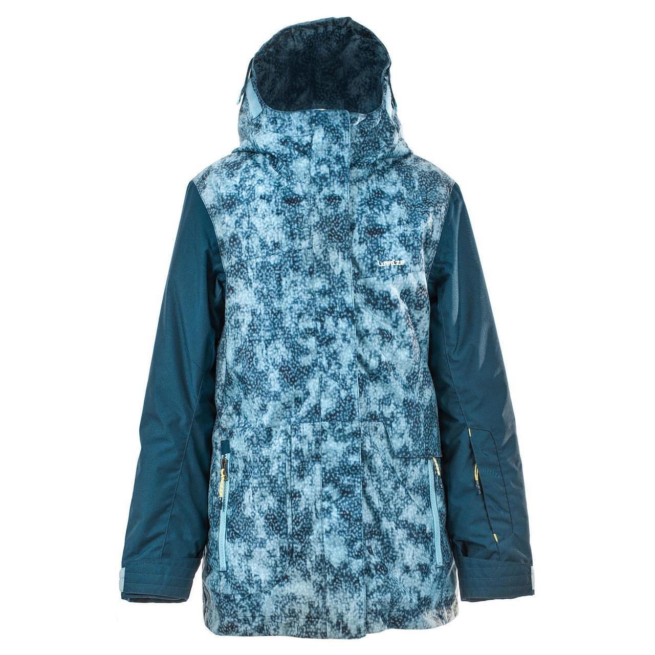 Куртка горнолыжная детская Wedze SNB 500