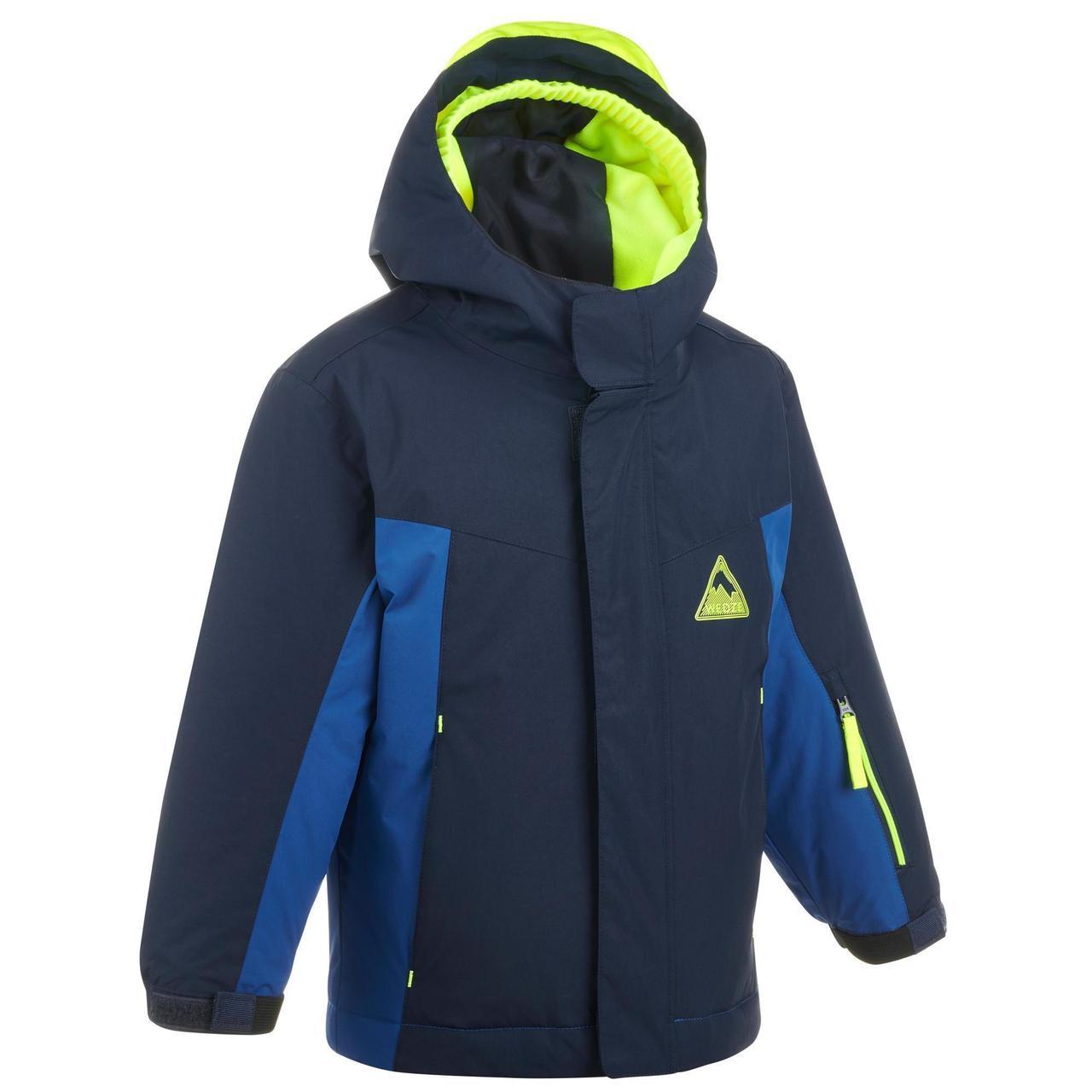 Куртка горнолыжная детская Wedze PNF 500