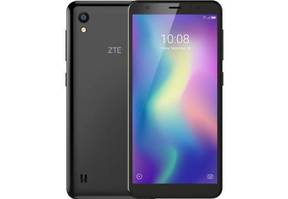 """Смартфон с восьмиядерным процессором на 2 сим карты 5,45"""" 2/16Gb ZTE Blade A5 чёрный"""