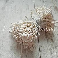 Тычинки кремовые на нитке, фото 1