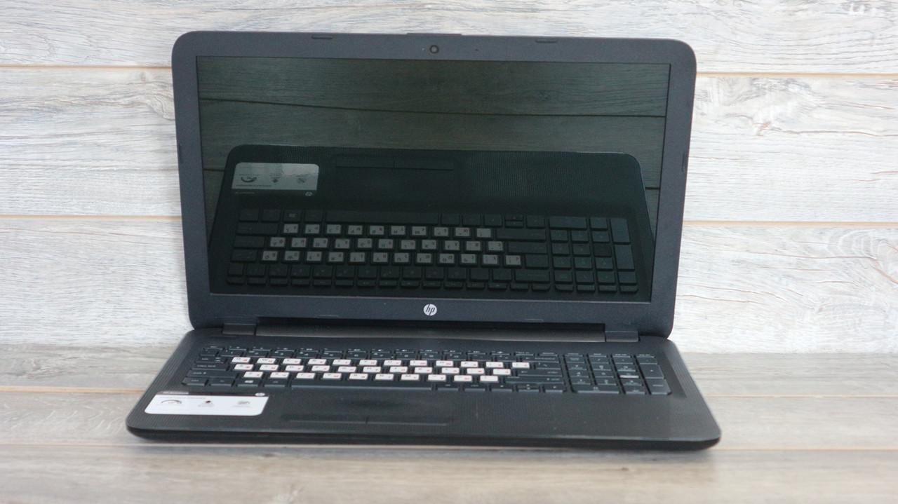 Б/У HP 15 A6-5200/4Gb/160Gb/Radeon R3