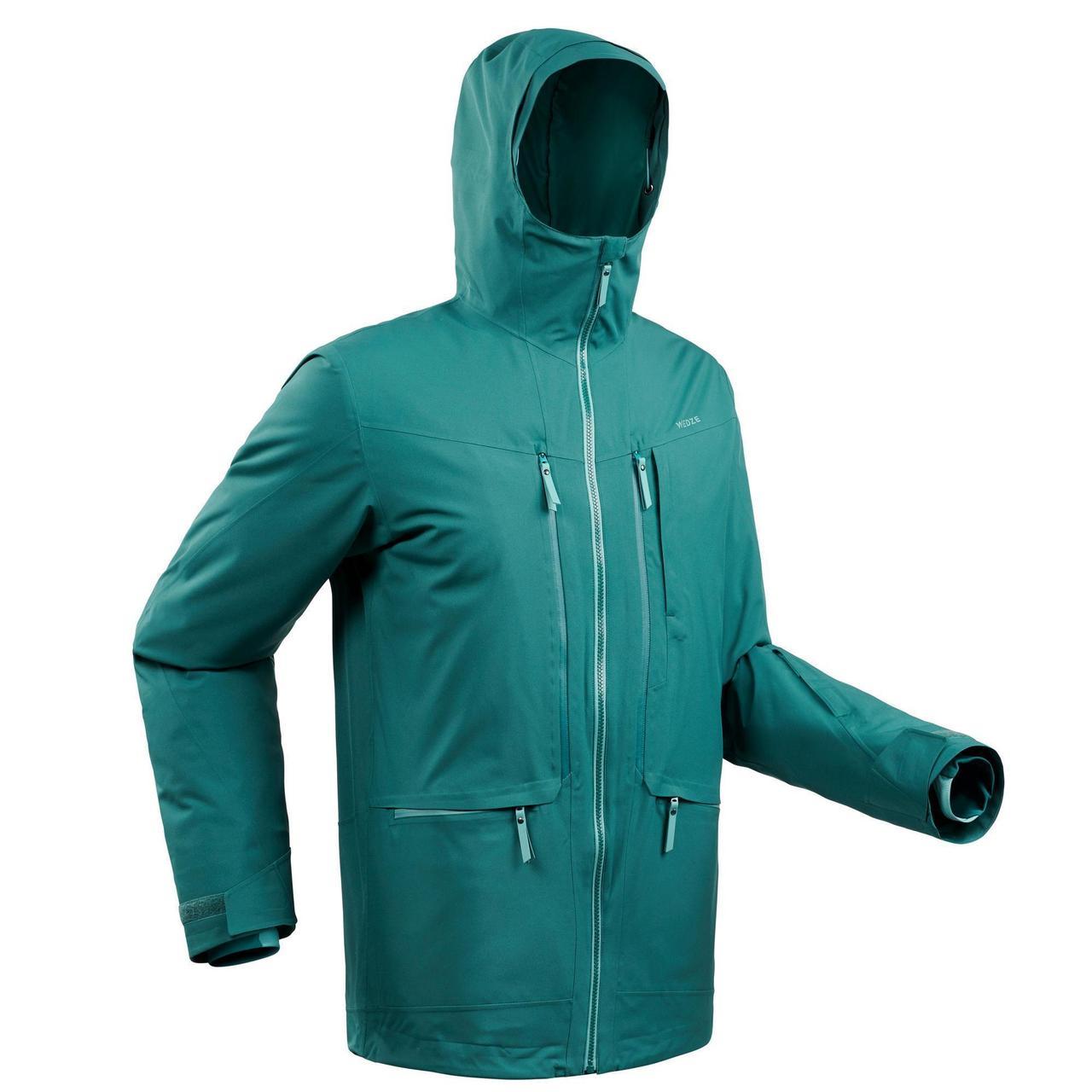Куртка горнолыжная мужская Wedze SKI FR 500