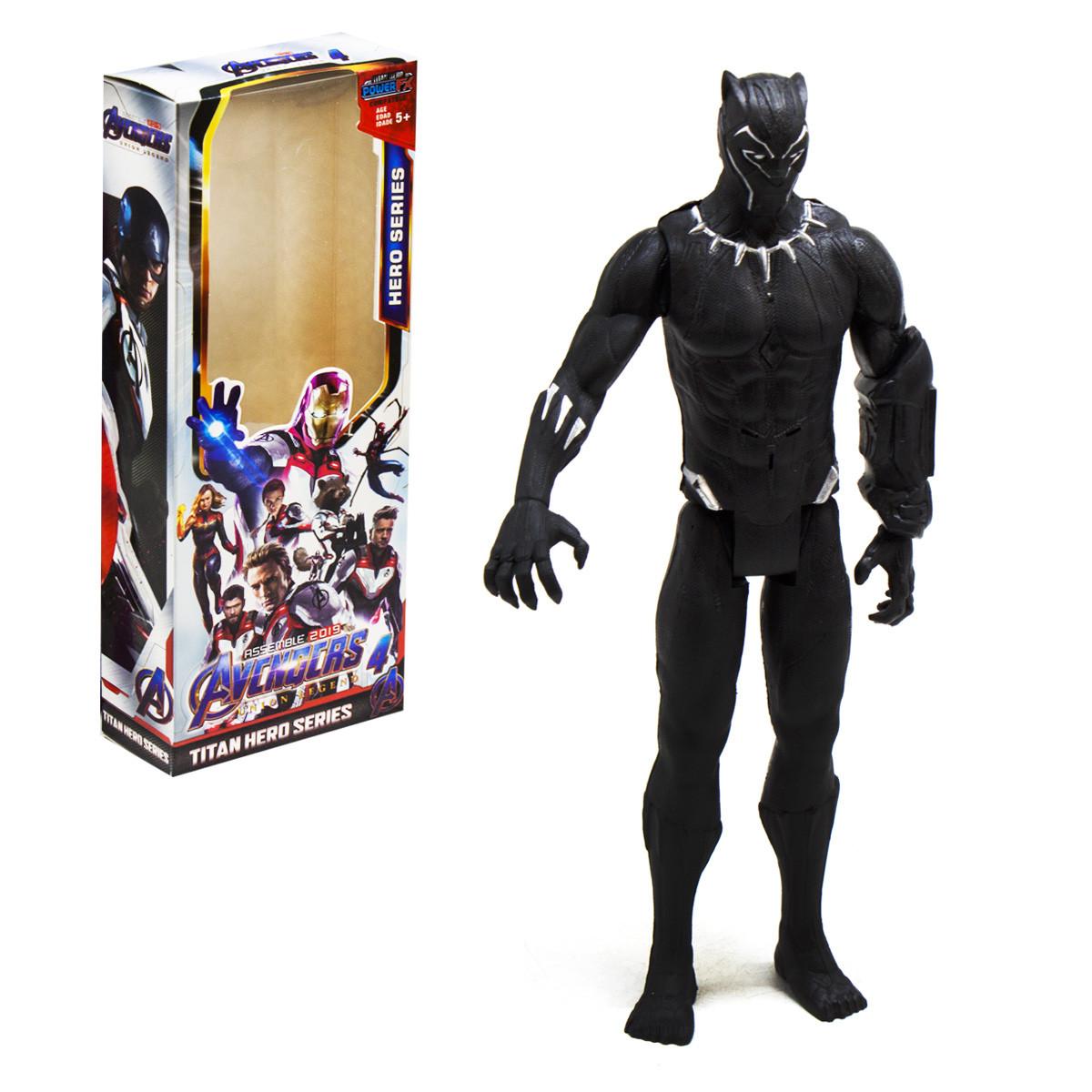 Фигурка Супергерой Мстители Черная Пантера