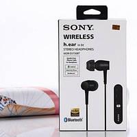 Наушники гарнитура беспроводные Sony MDR EX750BT Bluetooth