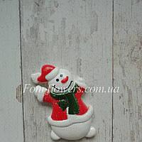 Декор Снеговик