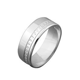 Для женщин серебряные обручальные кольца