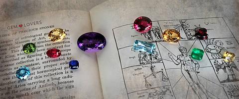 Які дорогоцінні камені підходять саме Вашому знаку зодіаку!