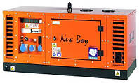 Однофазный дизельный генератор EUROPOWER New Boy EPS193DE (19 кВа)