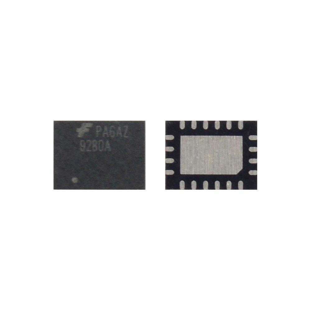 Микросхема управления питанием (IC Power) и Usb FSA9280A Samsung B7350 C3530 E2530 E2652 S5830