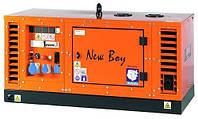 Трехфазный дизельный генератор EUROPOWER New Boy EPS113TDE (11 кВт)