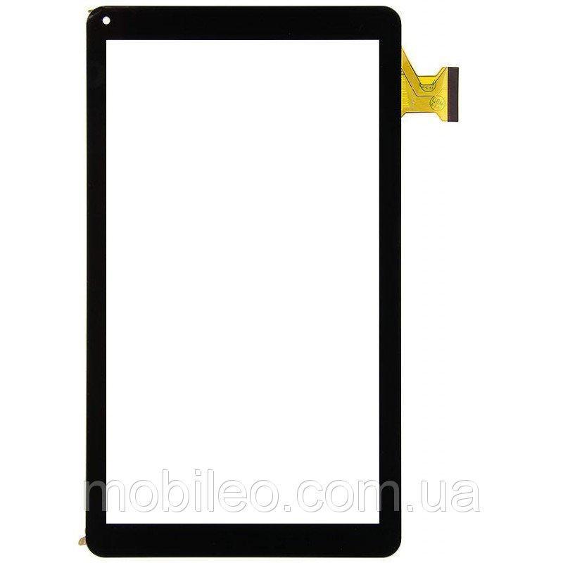 Сенсорный экран (тачскрин) для планшета Bravis (255146) NB105 black