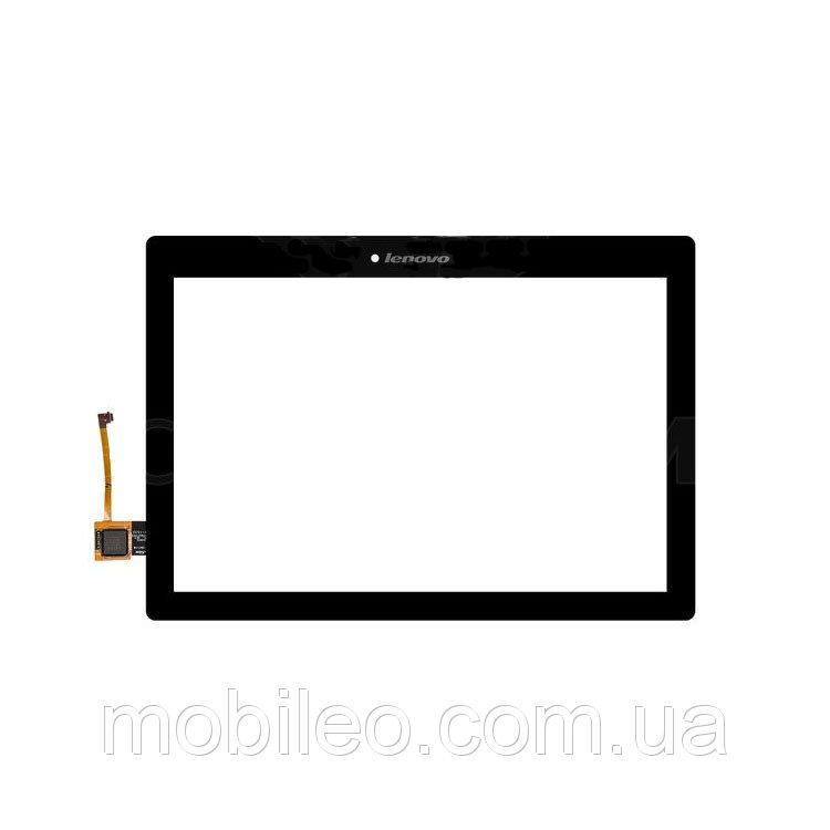 Сенсорный экран (тачскрин) для планшета Lenovo IdeaTab A10-70F A10-70L Tab 2 #101-1947-V6 #101-1947-V2 black