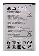 Аккумулятор LG K10 2017 / BL-46GIF BL-46G1F оригинал ААAA