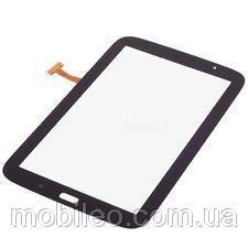 Сенсорный экран (тачскрин) для планшета Samsung N5100 Galaxy Note 8.0 N5110 Galaxy Note 8.0 black (ver. Wi-fi)