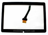 Сенсорный экран (тачскрин) для планшета Samsung N8000 Galaxy Note N8010 P5100 black ориг. к-во