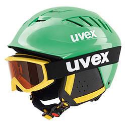Шлем горнолыжный Uvex Xride Set детский