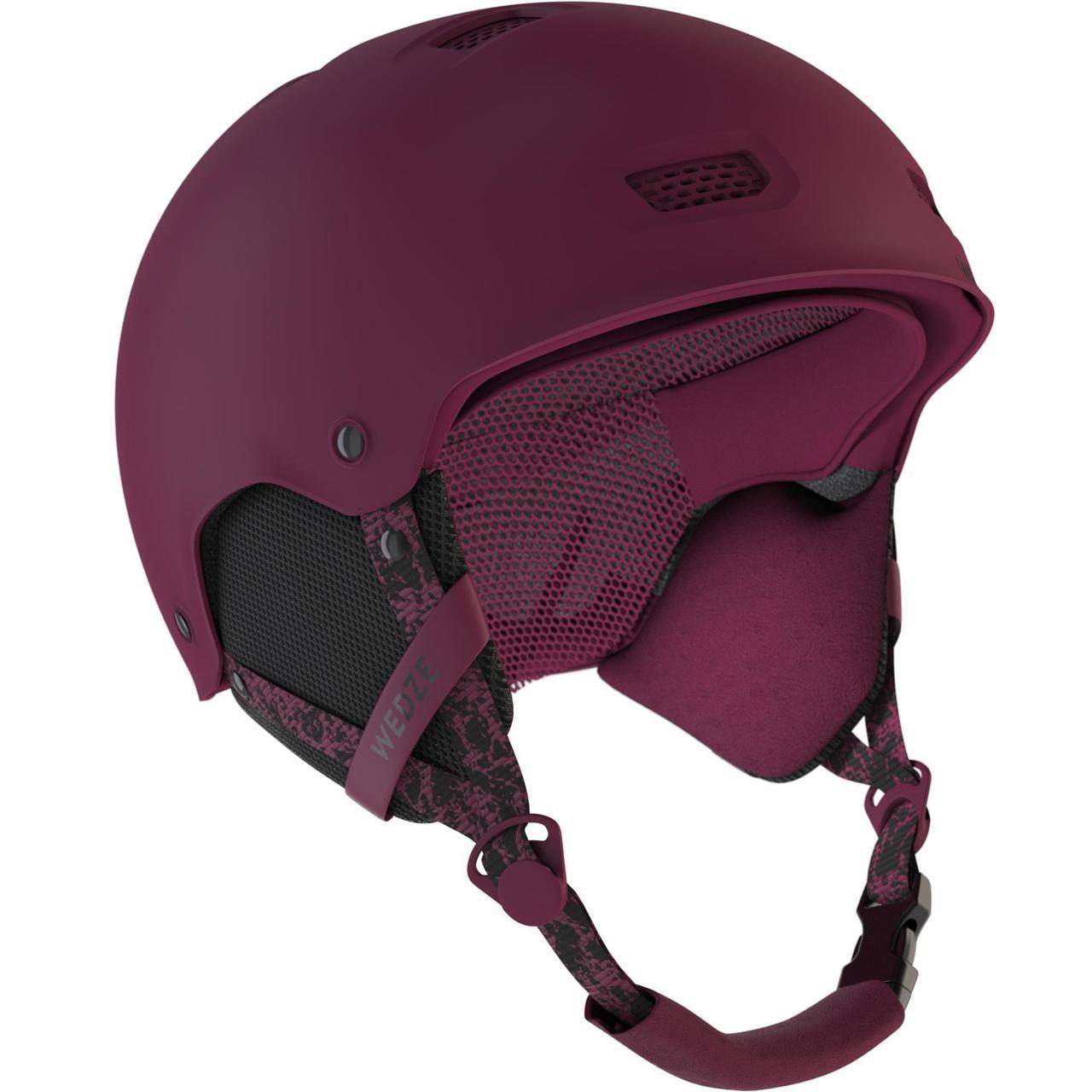 Шлем горнолыжный женский / детский Wedze H-FS 300