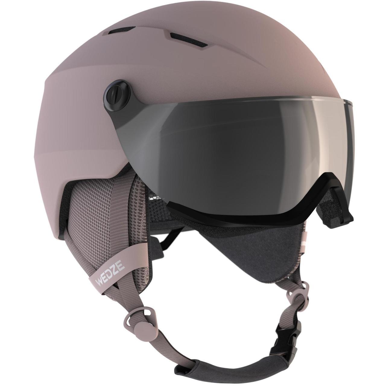 Шлем горнолыжный унисекс Wedze H 350