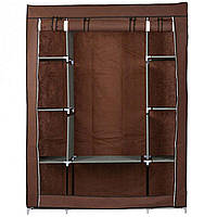 Шкаф-органайзер Storage Wardrobe тканевый портативный - 209840