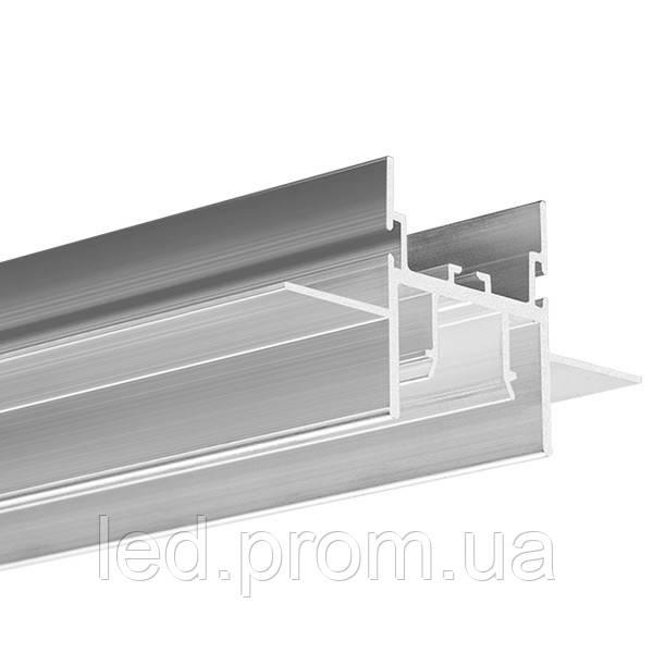 LED-профиль FOLED неанодированный
