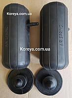 Пневмоподушки в задние пружины Хьюндай Hyundai Accent,Ssang YongActyon, Rexton 1 и 2.Пневмобалоны Air Spring .