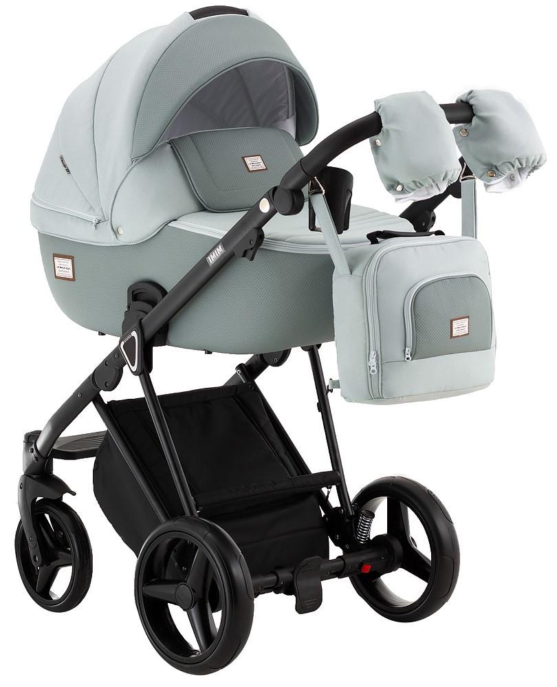 Детская универсальная коляска 2 в 1 Adamex Mimi CR234
