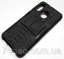 Чехол для Samsung Galaxy A20e A202F бампер противоударный бронированный TOTO Dazzle kickstand