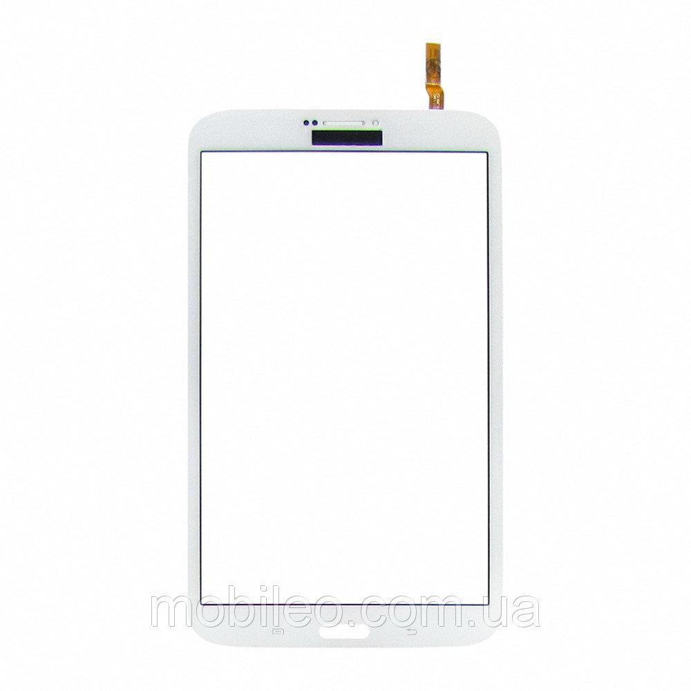 Сенсорный экран (тачскрин) для планшета Samsung T330 Galaxy Tab 4 8.0 (версия Wi-fi) белый