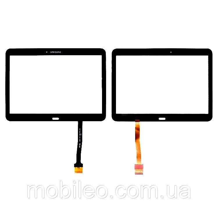 Сенсорный экран (тачскрин) для планшета Samsung T530 Galaxy Tab 4 10.1 T531 T535 black ориг. к-во