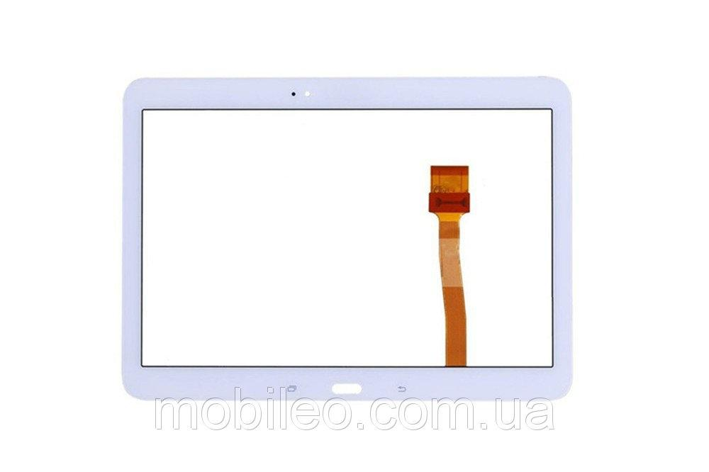 Сенсорный экран (тачскрин) для планшета Samsung T530 Galaxy Tab 4 10.1 T531 T535 белый