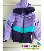 Куртка Зимняя Детская Подростковая на флисе Big Chill Оригинал