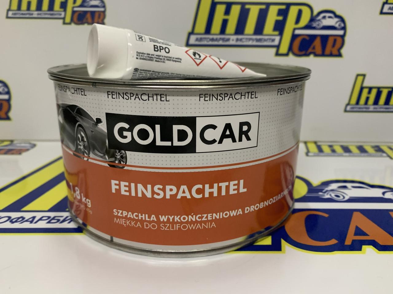 Шпатлевка GOLD CAR FEIN отделочная 1,8кг