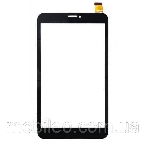 Сенсорный экран (тачскрин) планшет Impression ImPad P701 SQ-71085-FPC-A1, (184x106), 39pin, чёрный