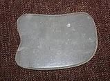 Скребок Гуаша Нефрит прямоугольный, фото 4