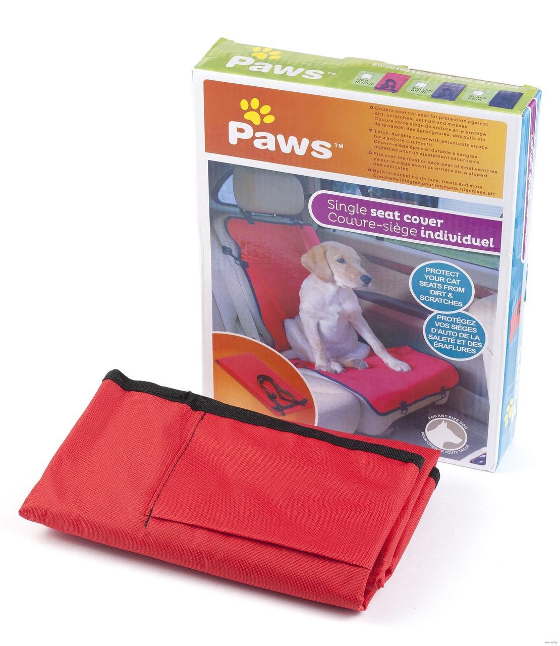 Подстилка на сиденье автомобиля Paws (509)