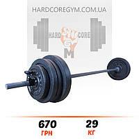 Штанга 1,5 м | 29 кг