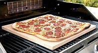 Камень для выпечки пиццы 300*250*20мм (подовый)