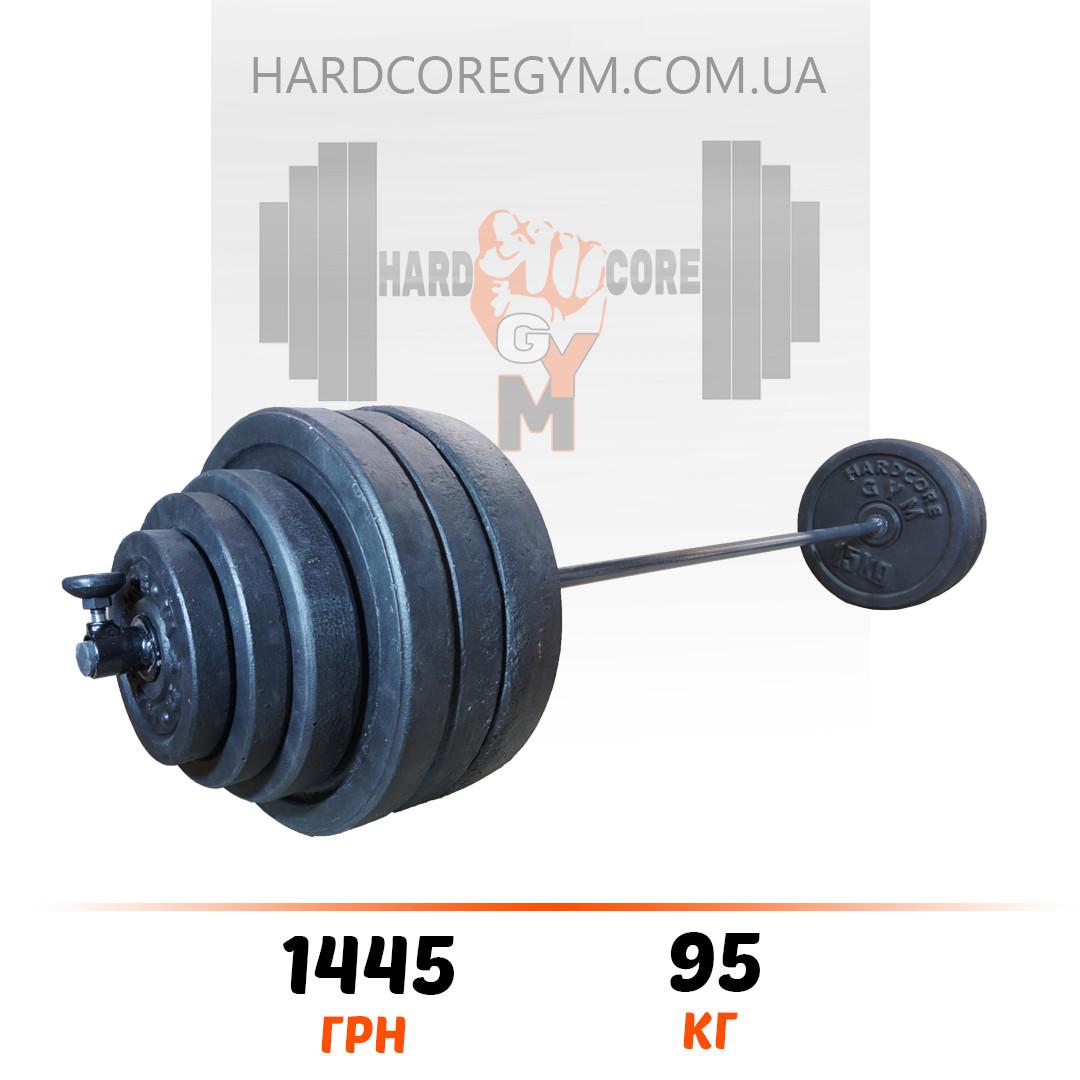 Штанга 1,8 м   95 кг