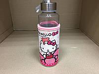 Бутылка для воды в термочехле Неllo Kitti 400мл., фото 1