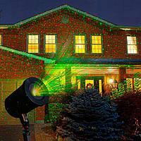 Проектор лазерный Star Shower Metal 66 уличный SKL11-209842