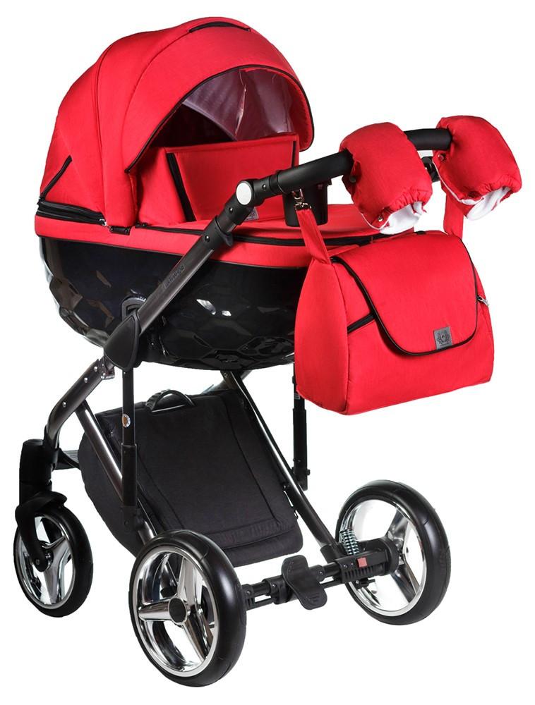 Детская универсальная коляска 2 в 1 Adamex Chantal C7