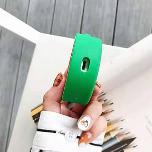 Силиконовый 3D чехол Арбуз для наушников AirPods, фото 2
