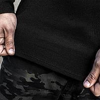 "Футболка утеплённая с рукавами ARMY ""BLACK"", фото 5"