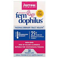 """Пробиотики для женщин Jarrow Formulas """"Women's Fem Dophilus"""" (30 капсул)"""